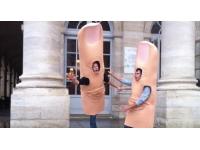 La Française des Jeux à Lyon mercredi pour faire la promo de son Super Loto du vendredi 13
