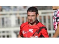 Rugby : Romain Loursac à l'arrêt