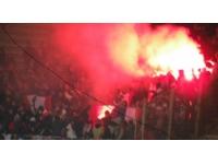 Des ultras lyonnais ont manifesté samedi à Montpellier