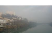 Retour de la pollution dans le bassin lyonnais