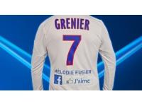 """OL : Un maillot spécial et une tribune """"facebook"""" pour fêter le million de fans sur le réseau social"""