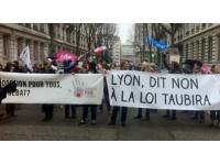Lyon : 80 manifestants contre le mariage pour tous mercredi soir