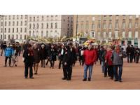 Lyon : 180 retraités ont manifesté ce mardi