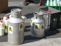11 distributeurs de lait frais installés dans le Rhône