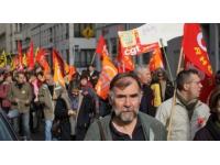 Lyon: manifestation des salariés d'Areva