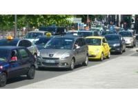 Les taxis seront en grève lundi prochain