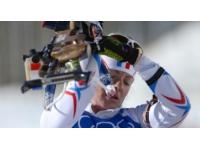 JO Sotchi : la lyonnaise Marie Dorin-Habert au départ du 15 km individuel de biathlon