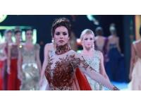 Marine Lorphelin termine deuxième du concours Miss Monde