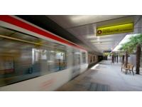 Lyon : il se jette sur les rails du métro D