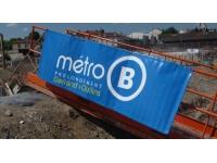 Prolongement à Oullins : le métro B partiellement coupé