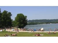 Une baignade tourne au drame au lac de Miribel-Jonage