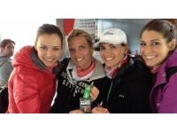 Les Miss ont aussi participé au marathon de Paris
