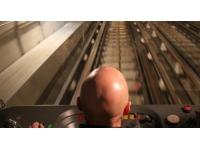 La ligne B du métro va fonctionner partiellement lundi soir