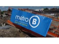 Test de désenfumage du métro B à Lyon