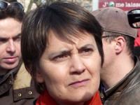 Nathalie Arthaud victime de la vindicte du député UMP Lionnel Luca