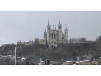Le Rhône n'est plus en alerte orange à la neige