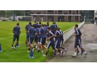 OL : le groupe face à Guingamp dimanche