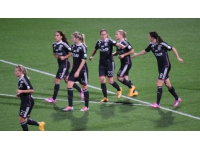 L'OL Féminin n'a fait qu'une bouchée de Rodez (7-0)