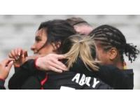 L'OL féminin s'impose facilement contre Juvisy