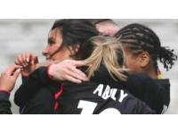 L'OL Féminin écrase Arras (6-0)