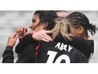 L'OL Féminin s'impose face à Arras (3-2)