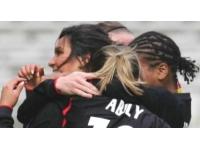 Beau succès pour l'OL Féminin contre Montpellier (6-2)