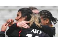 Les filles de l'OL s'imposent face au PSG (1-0)