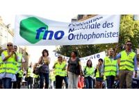 Les orthophonistes dans la rue ce  jeudi