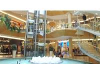 Le centre commercial de la Part-Dieu s'habille pour Noël
