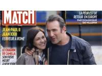 Nathalie Péchalat en couple avec Jean Dujardin : Paris Match poursuivi