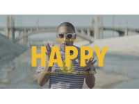 "Lyon aura son remake du clip ""Happy"""