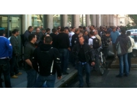 La mobilisation des policiers continue dans le Rhône