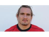 Le Toulonnais Pierrick Gunther prêté un an au Lou Rugby