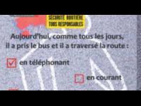 Rhône : 9 piétons ont trouvé la mort en 2012