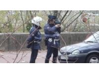 Villeurbanne : des policiers agressés par un SDF et une mineure