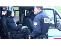 Le peloton de surveillance et d'intervention de gendarmerie pris à partie ce week-end à Grigny