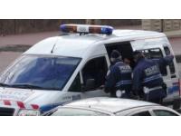 Un homme arrêté pour avoir porté trois coups de couteau à son ex-petite amie