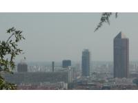 Pollution : le niveau d'information maintenu à Lyon