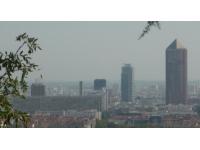 La pollution encore présente sur l'agglomération lyonnaise en ce début de semaine