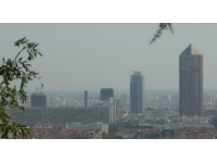 Pollution : niveau d'information activé à Lyon
