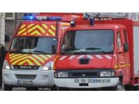 Villeurbanne : un feu de cave a mobilisé plusieurs dizaines de pompiers jeudi