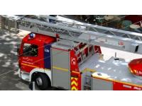 Important incendie dans le 9e arrondissement