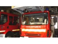 Chassieu: un gymnase victime d'un incendie