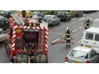 Chassieu : Exercice de sécurité chez Brenntag
