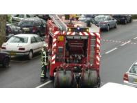 Une canalisation de gaz percée jeudi matin à Sainte-Foy-l'Argentière
