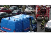 Fuite de gaz sur l'avenue Jean Jaurès