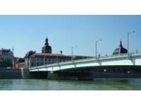 Un corps retrouvé dans le Rhône à Lyon mardi