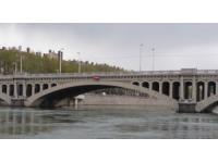 Le conseil municipal va se pencher sur les éclairages des ponts de Lyon