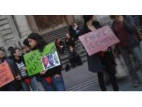 Nouvelle mobilisation pour les Pussy Riot à Lyon