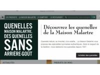 """La Maison Malartre vante ses quenelles """"sans arrière-goût"""" !"""